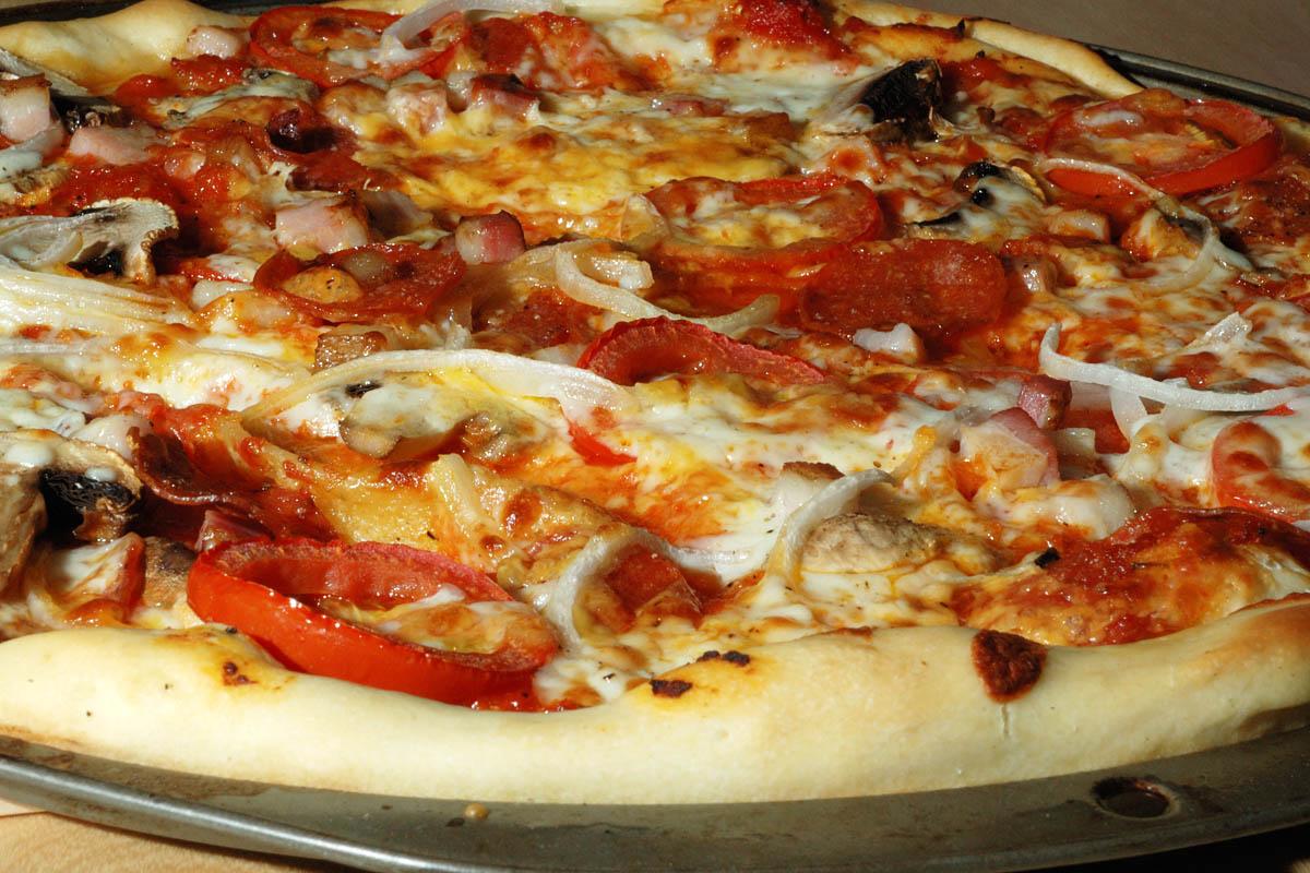 Pizzáink